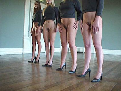 Beecroft Nude Naked Women